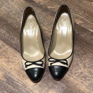 Vintage CHANEL heels!